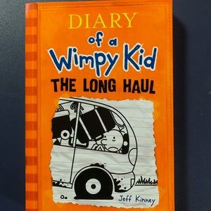 Diary of a Wimpy Kid-The Long Haul- paperback